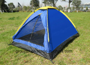 Outdoor Camping Dome Tent for 2 Persons pictures & photos