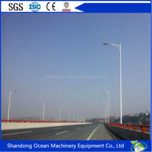 ISO9001 Certified Steel Lighting Poles Made of High Tensile Steel with Cheap Price and Good Quality pictures & photos