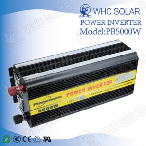 Professional 5000W Solar High Frequency Inverter for Home System pictures & photos