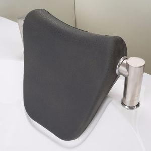 Sanitary Ware Bathroom Corner-Located Acrylic Massage Jacuzzi Bathtub (BT-A1028) pictures & photos