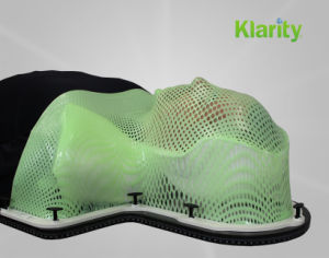 Klarity Green S-Type Head & Shoulder Mask Thermoplastic Mask pictures & photos