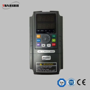 Yuanshin Yx3900 1.5kw Solar Water Pump Frequency Converter/MPPT Built-in/ DC Motor Drive pictures & photos