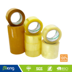 ISO Certificate Clear BOPP Adhesive Packing Tape pictures & photos