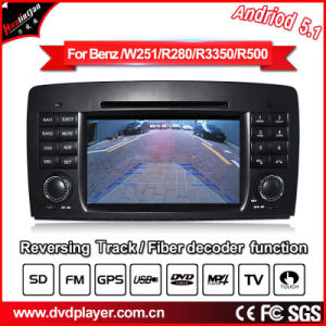 Android Car GPS Navigation for Benz R Car DVD Player pictures & photos