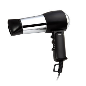 1600W Foldable Convenient Design Hotel Hair Dryer pictures & photos