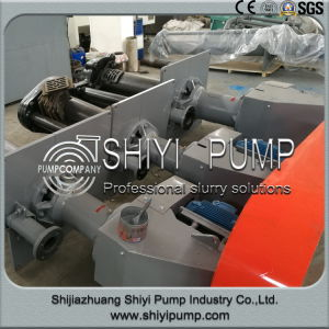 Vertical Sump Pump Mineral Processing Effluent Handling Slurry Pump pictures & photos