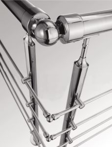 Stainless Handrail Fittings for Stair Connector pictures & photos