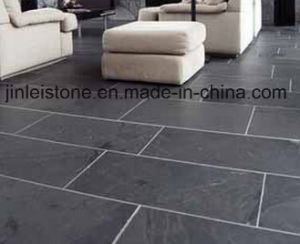 Rusty Slate/Black Slate/ Green Slate for Tile/Slab/Culture Stone/Roof Stone/Wall Cladding pictures & photos