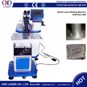 Tool Die Mold Exothermic Weld Connection Seam Repair Welding Machine pictures & photos