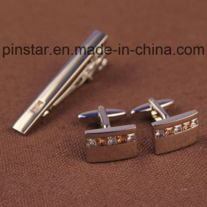 Wholesale High Quality Silver / Gold Tie Clip Custom Blank Tie Bar pictures & photos