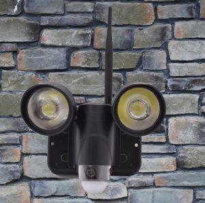 Night Vision WiFi Wireless CCTV Camera New 720p Waterproof 5.0MP Motion PIR Sensor Security Light Camera pictures & photos