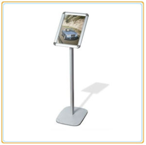 Aluminum Snap Frame Shopping Mall a Board Poster Stand (A3) pictures & photos