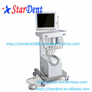 Dental Chair Turbine Machine Movable Portable Cart Unit Mobile Treatment Sets pictures & photos
