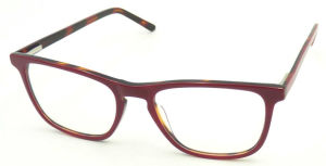 OA17886 New Design Quality Ultrathin Acetate Frame Optical Glasses pictures & photos
