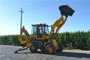 Wy28-20 1m3 Bucket 0.2m2 Excavator Bucket Backhoe Loader pictures & photos