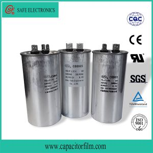Cbb65 AC Motor Dual Capacitor for Freezer pictures & photos
