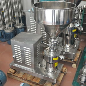 High Effective Powder Liquid Mixer Machine pictures & photos