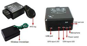 2017 3G Plug and Play OBD2 Car Vehicle Tracking GPS Tracker (TK228-KW) pictures & photos
