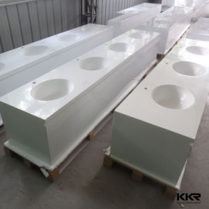 China prefab solid surface marble stone bathroom vanity top china bathroom vanity vanity top - Custom solid surface bathroom vanity tops ...