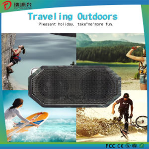Camouflage IP66 Waterproof Portable Bluetooth Speakers pictures & photos