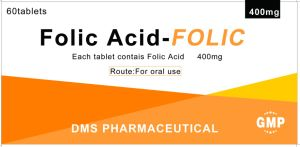 Folic Acid Tablet 400mg GMP Factory FDA Approved Cheap Price pictures & photos