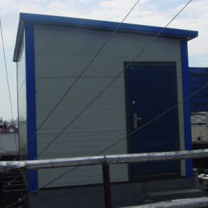Color Steel Sandwich Panel Communication Room pictures & photos
