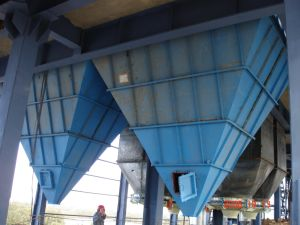 Uniquely Designed Bag Filter of Washing Powder Production Line Equipment pictures & photos