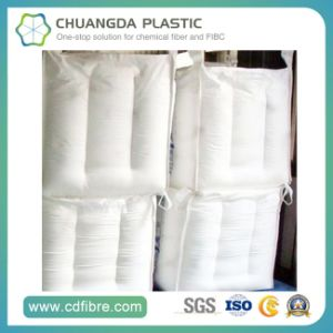 Baffle Inside Woven Big Jumbo Bulk Bags with Fill Spout pictures & photos