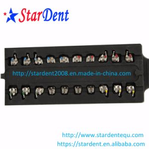 Dental Mini Orth Metal Brackets with Ce & FDA pictures & photos