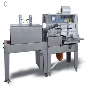 Automatic Milk Tea Thermal Shrink Packaging Machine pictures & photos