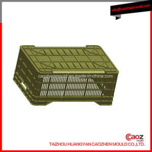 Good Quality Plastic Injection Banana Crate Mould