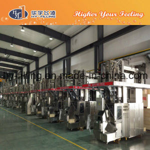 Carton Packing Type and Filling Machine Type Aspetic Filling Machine Aseptic Brick Carton Filling Machine pictures & photos