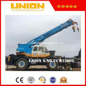 Kobelco Rk250- Rough Terrain Crane Used Truck Crane pictures & photos