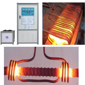 Copper and Steel Hot Forging Induction Heating Equipment pictures & photos