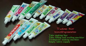 Laminated Tube (toothpaste tube) pictures & photos