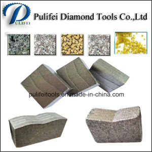 Diamond Masonry Cutter Concrete Cutting Tools Saw Blade Segment pictures & photos