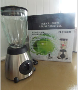 Factory Driect 500W 1.5L Smoothie Maker Juice Mixer Glass Blender pictures & photos