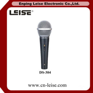 Ds-304 Professional High Quality Dynamic Microphone pictures & photos