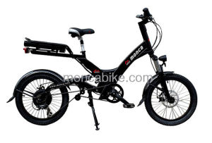 Electric Folding Bike M209 Folding Electric Bike with 8fun Motor pictures & photos