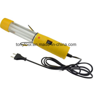 13-Watt Fluorescent Work Light with Outlet pictures & photos