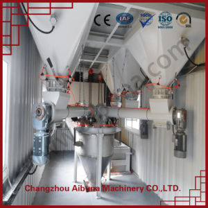 Small Type Containerized Special Dry Mortar Production Line pictures & photos