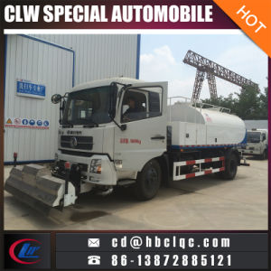 Dongfeng 10000L Road Flusher Tank Truck Street Cleaning Truck pictures & photos