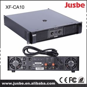 Jusbe XL-Ca10 Class H 650-900 Watts Amplifer Crown Qsc PRO Audio PA System DJ AMP Board Price Sound System Amplifier pictures & photos