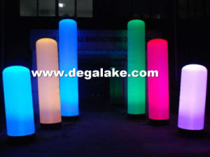 LED Lighting Inflatable Column for Party/Festival/Event/Advertising pictures & photos