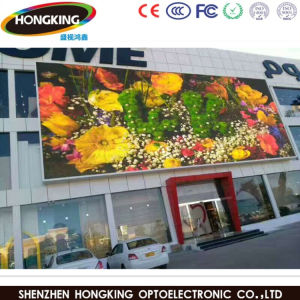 High Quality Stage Outdoor Full Color P6 LED Video Display pictures & photos