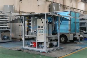 Water-Proof Type Vacuum Transformer Oil Filtration Machine pictures & photos