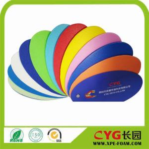 15years Cross Linked Polyethylene Duocolors PE Foam Foam Wig Material PE Foam Manufacturer pictures & photos