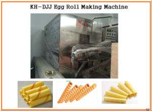 2017 New Automatic Egg Roll Making Machine pictures & photos
