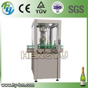 Automatic Bubbly Corking Machine (DSJ-1) pictures & photos