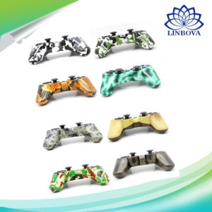 Camouflage Wireless Bluetooth Controller for Sony PS3 pictures & photos